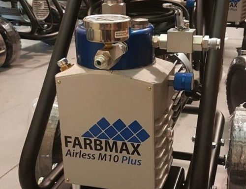 New: FARBMAX Airless M10 Plus
