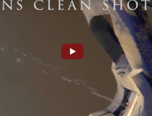 Graco Cleanshot en slow motion | Airless Discounter